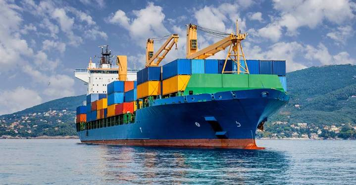 Sea Cargo   Sea Freight   International Forwarding Ltd Customs Clearance
