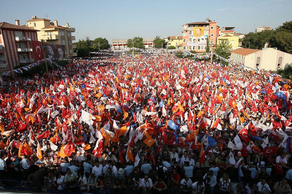 187 Akp Party Turkey