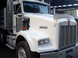 Semi Truck Repair Wenatchee Semi Truck Painting