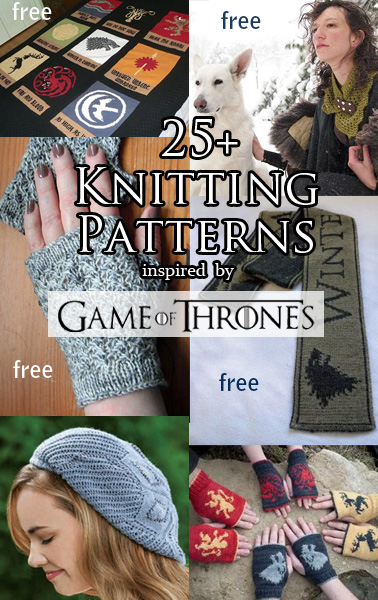 Knitted For The Hunger Games