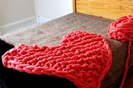 Crochet Heart Shaped Blanket Full Hd Pictures 4k Ultra Full
