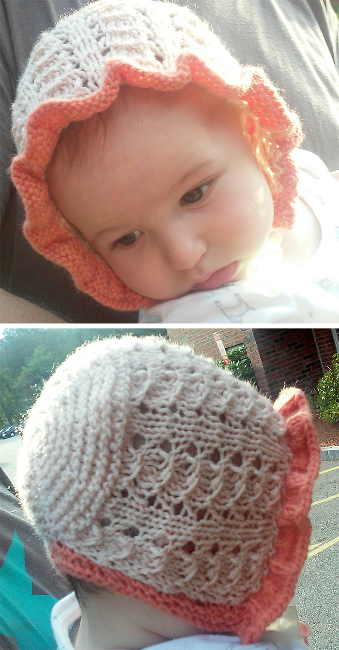 Freeampeasy Pattern Bonnet