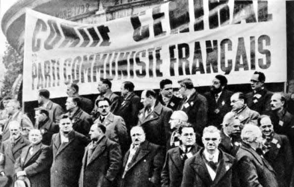3.1. Коммунистическая партия Франции 1934 г.