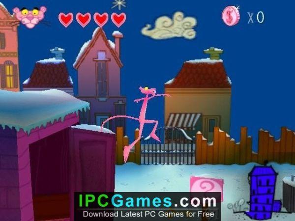 pink panther game download free # 10