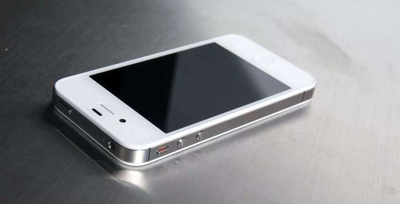 iPhone 4S tændes ikke