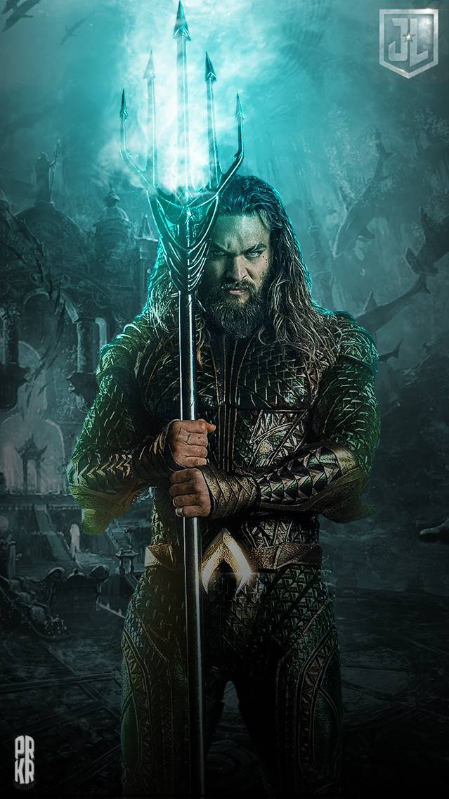 Aquaman Hd Iphone Wallpaper Iphone Wallpapers
