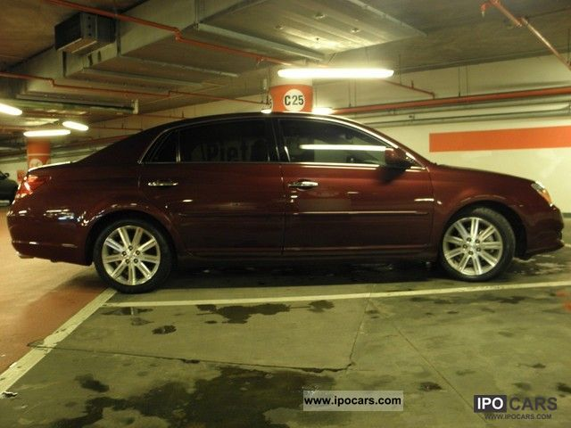 2009 Toyota Avalon Limited Car Photo And Specs