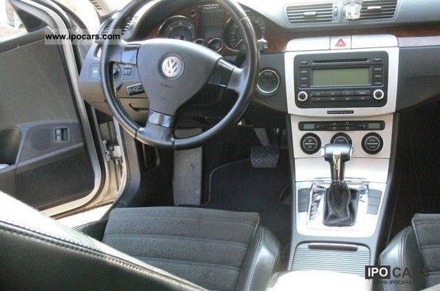 2006 Volkswagen Passat Variant 2 0 Tdi Sportline Car