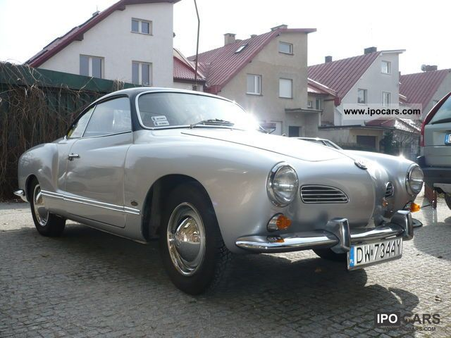 Volkswagen Vehicles With Pictures  Page 40  Volkswagen Karmann Ghia      1965      Volkswagen Karmann Ghia 1965 Used vehicle  photo