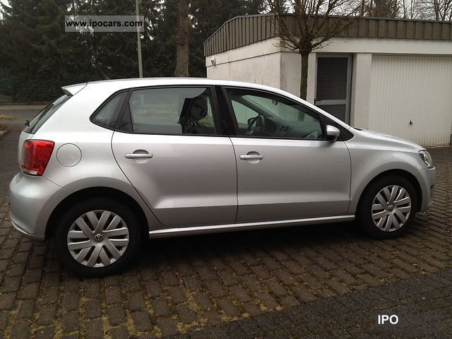 2010 Volkswagen Polo 1 2 Comfortline Car Photo And Specs