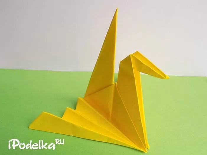 折纸的起重机