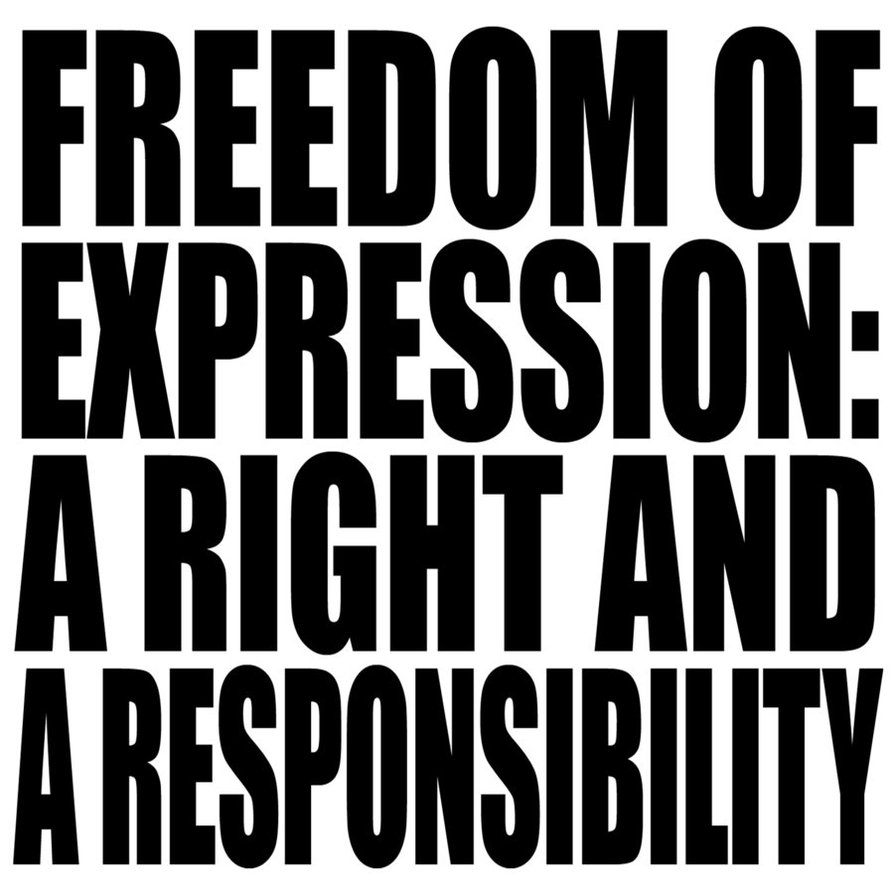 Freedom of Expression or Sheer Hypocrisy | Known Unknowns