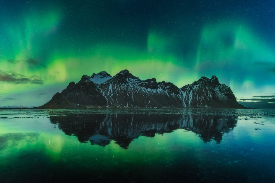 Trips See Northern Lights