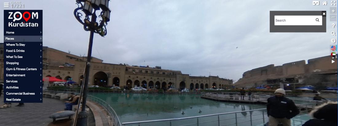 Zoom Kurdistan - Iraq heritage