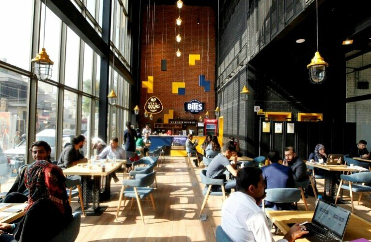 The STation cafe side
