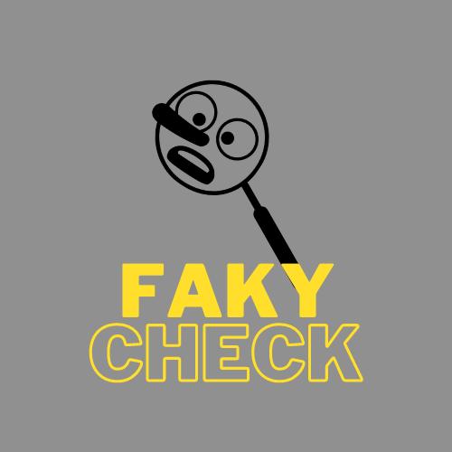 Faky Check logo