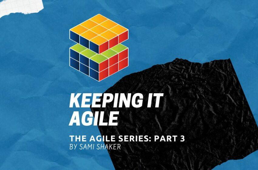 Agile part 3