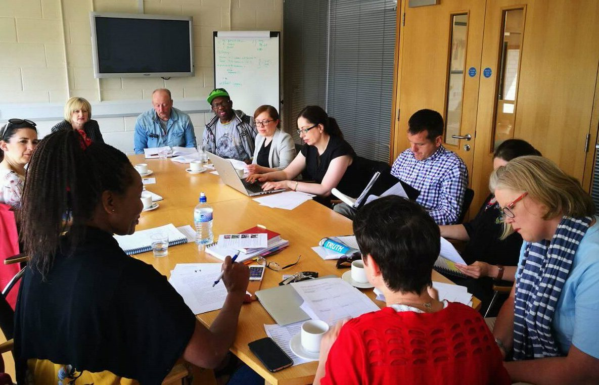 DKIT launched first College of Sanctuary Working Group meeting