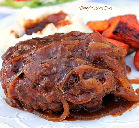 Incredible Salisbury Steak Recipelion Com