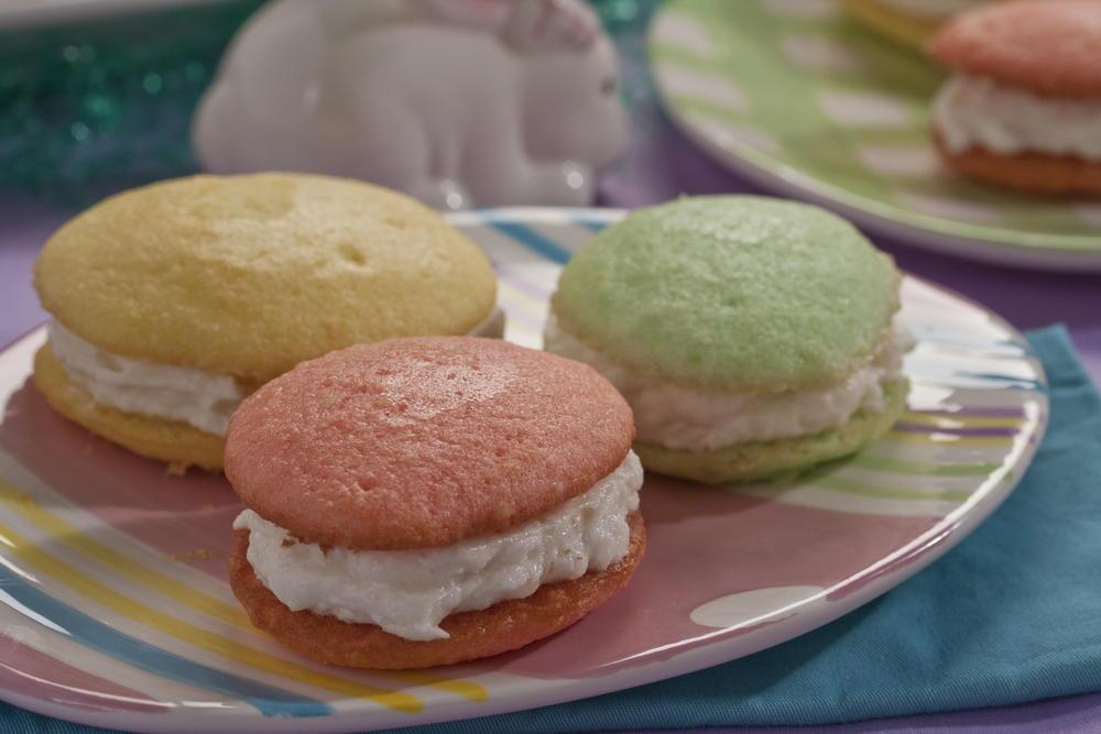 Easter Egg Desserts