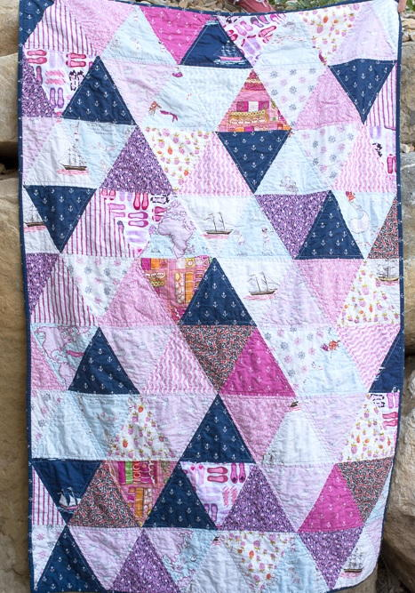 T Shirt Quilt Free Pattern
