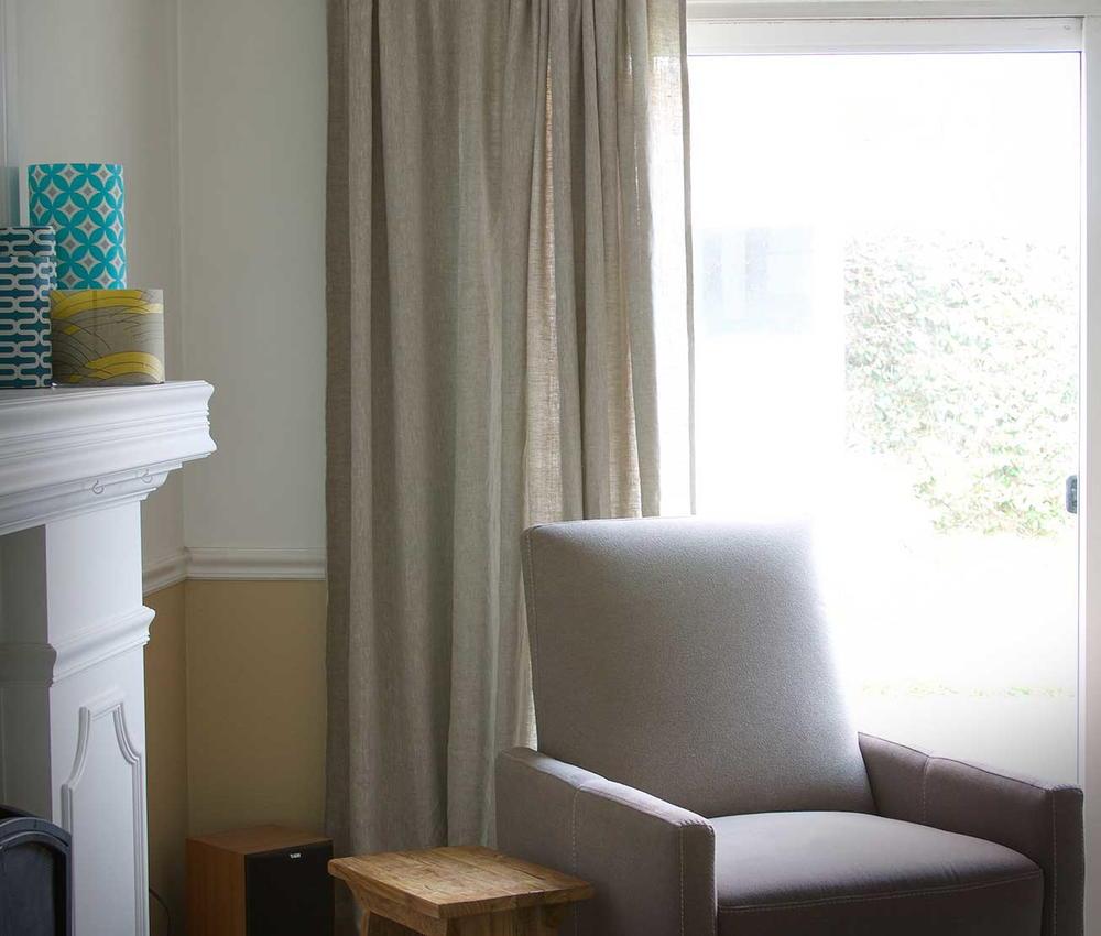 Linen Diy Curtains Diyideacenter Com