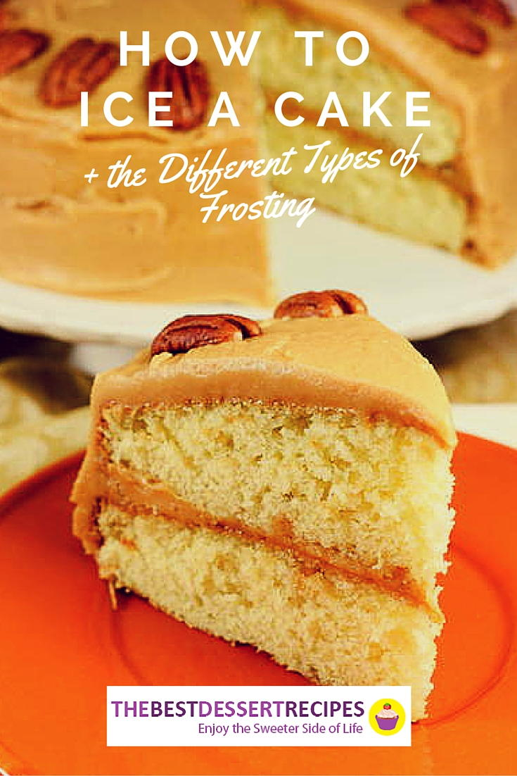 Types Pastries And Desserts