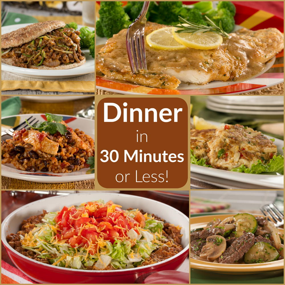 Fast And Easy Dinner