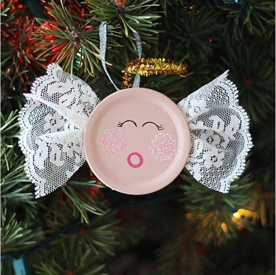 Christmas Ornaments Felt Book Patterns