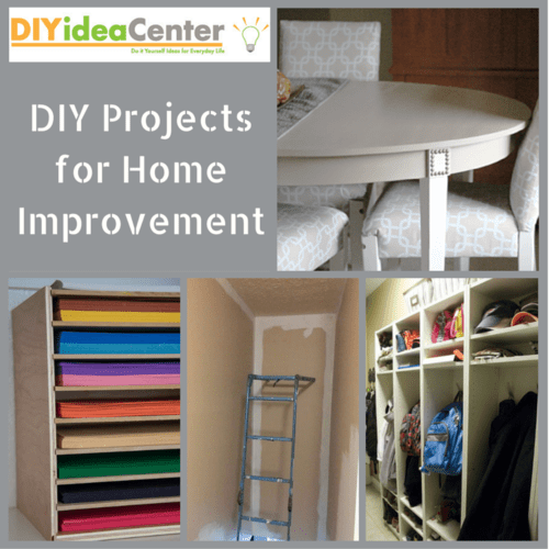 Cheap Improvement Diy Home Projects