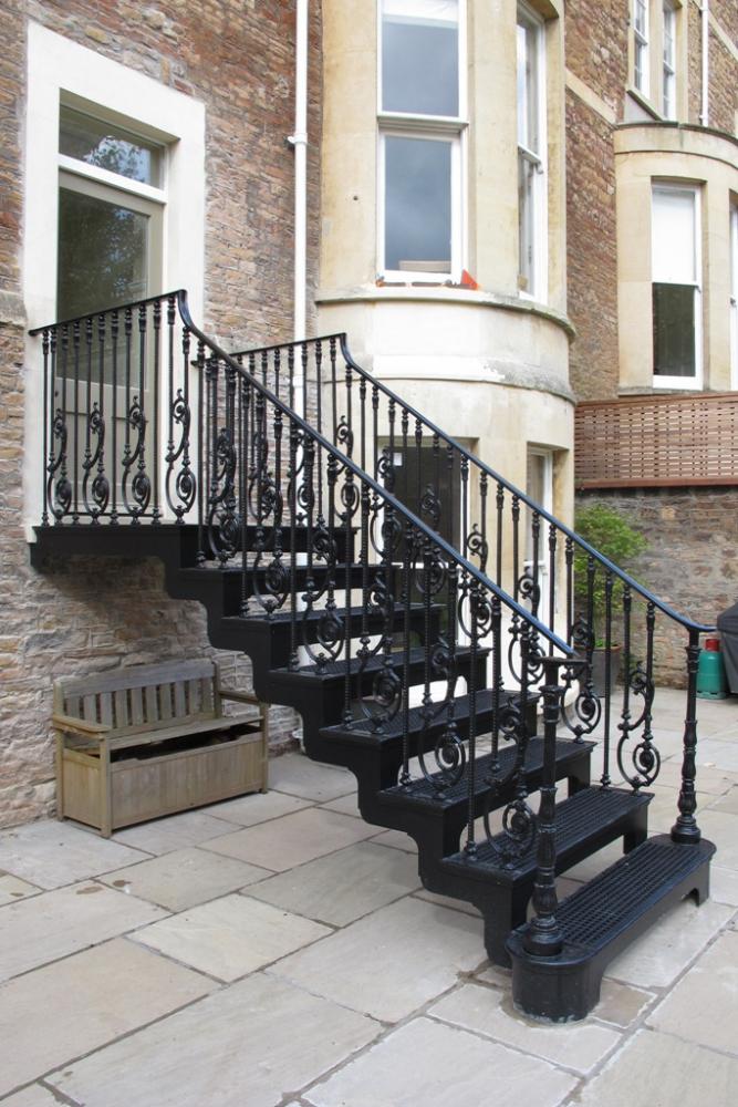 Staircases Amp Walkways Ironart Of Bath