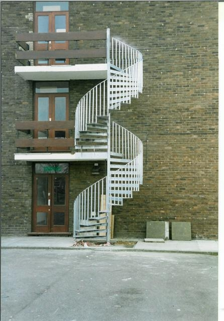 How Much Would Metal Architectural External Staircase Cost Page   Spiral Deck Mate Stair   Powder Coated   Trex Spiral   Stair Treads   Stair Case   Staircase Kits