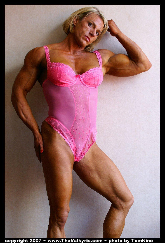 Laurie Larson Iron Belles Aka Wonder F Woman All