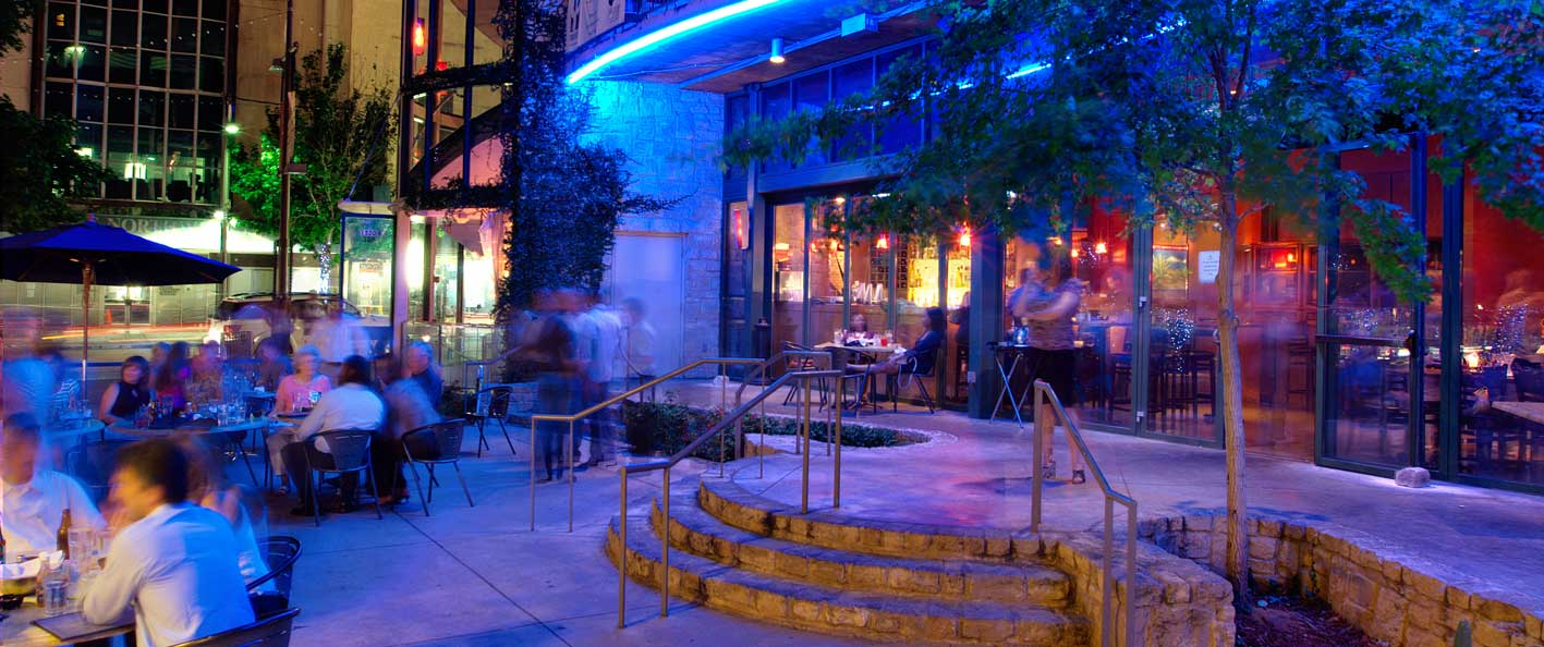 Downtown Restaurants Large Groups