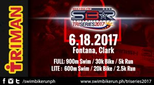 THE TRIMAN TRIATHLON @ Fontana Leisure Parks | Angeles | Philippines