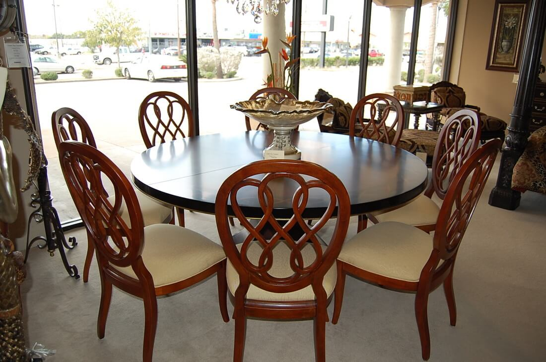 Furniture Store Houston  TX   Luxury Furniture   Living Room     Dining Room Sets Houston  TX