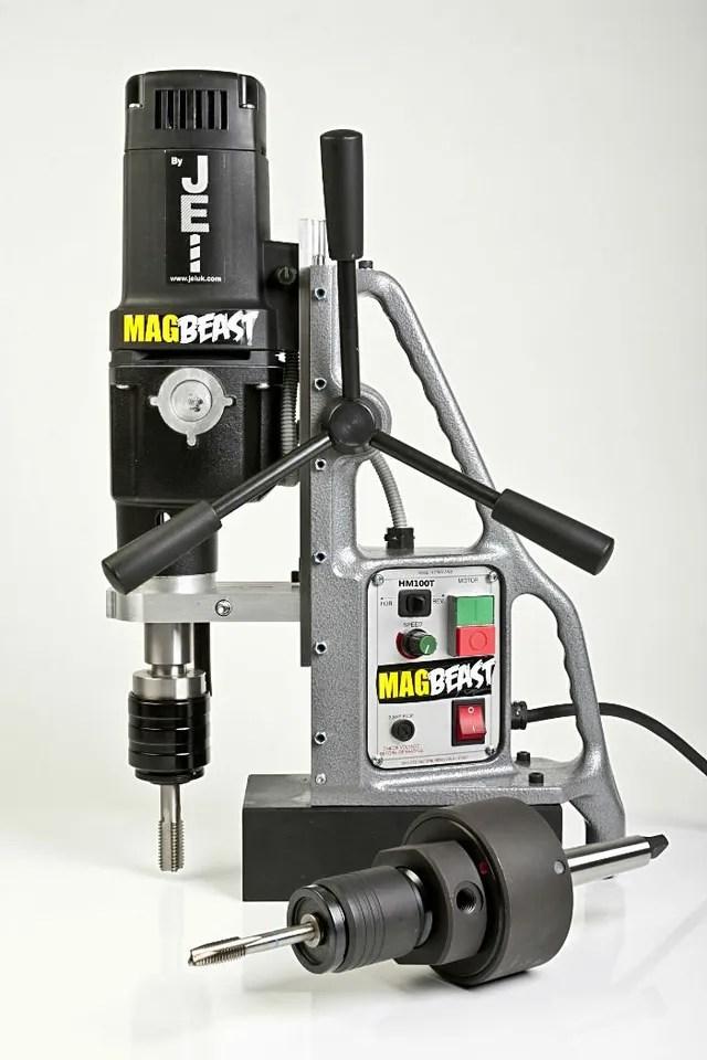 Light Magnetic Work Welding