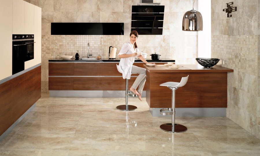 Kitchen Remodel San Francisco  CA   Engineered Flooring FLOORING