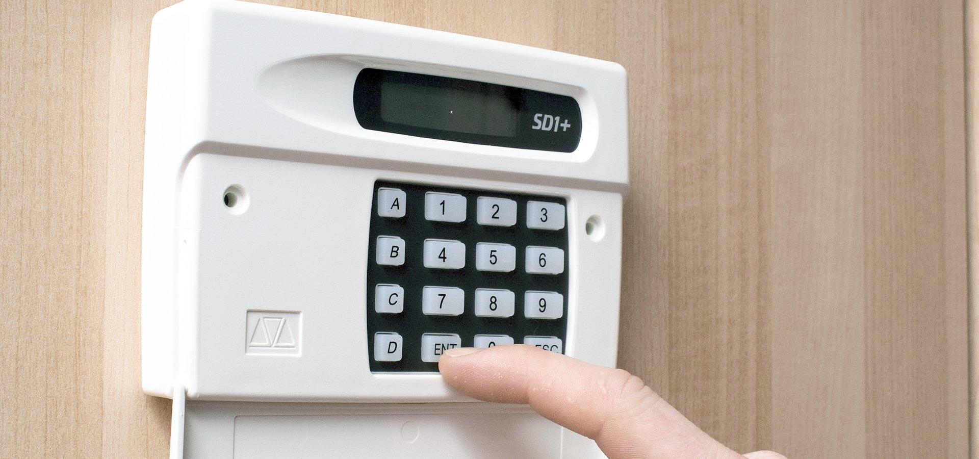 Domestic Burglar Alarms