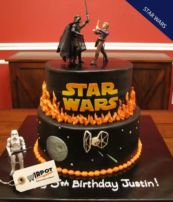 Easy Birthday Cake Ideas Boy