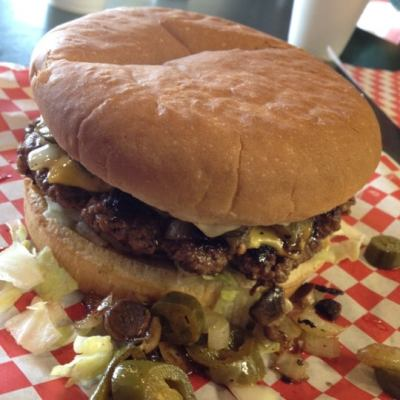 Burger Island - Burger Joint