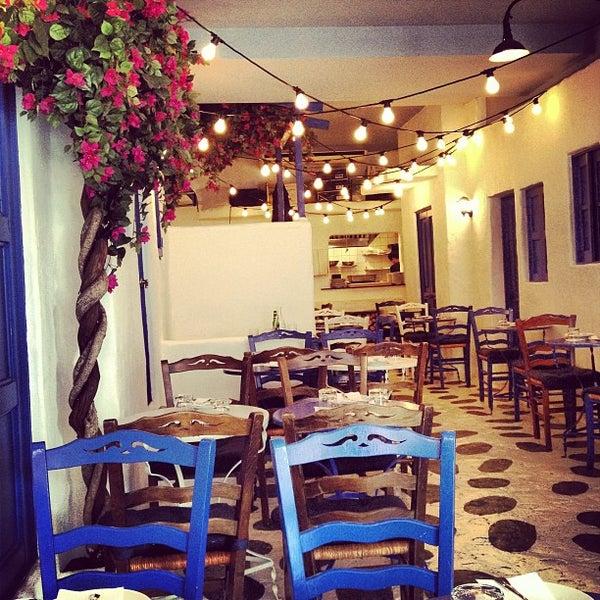 Greek Restaurant Near Here