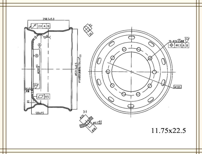 Car wheel rim blueprint malvernweather Gallery