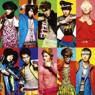 Super Junior - Mr. Simple -Japanese Version- - Single