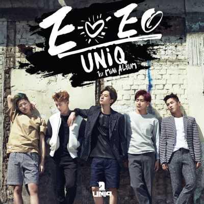 UNIQ - Eoeo - EP