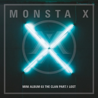 MONSTA X - THE CLAN, Pt. 1 <LOST> - EP