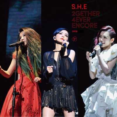 S.H.E - 2gether 4ever Encore 演唱会