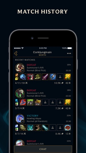 League of Legends Friends on the App Store
