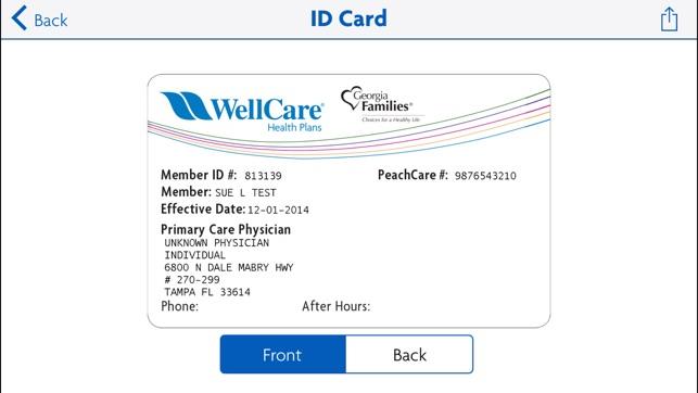 My Medicare Number