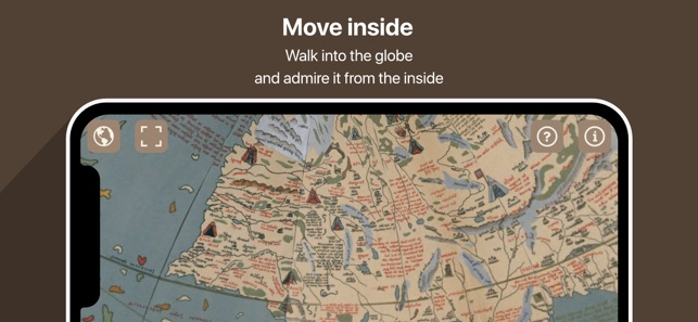 AR Globe   David Rumsey Maps on the App Store  AR Globe   David Rumsey Maps on the App Store